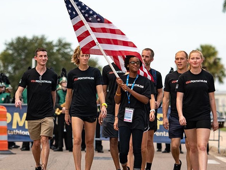 Hendrick Helps Team USA Dominate World Championships
