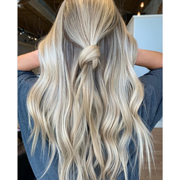 Welcome the Warmer Weather with Brighter Blonde Hair.