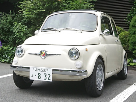 FIAT500L 売約済み