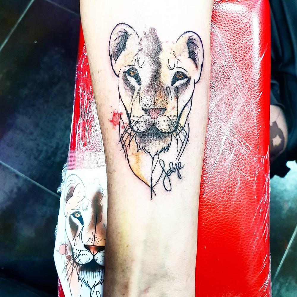 tatouage Magic Circus