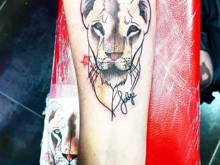 #91 TATOUAGE MAGIC CIRCUS