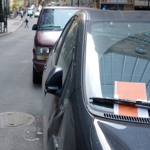 Don't fall into a Trap of Parking Signs!