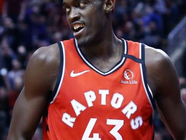 "Pascal Siakam ""A Journey To Greatness"""