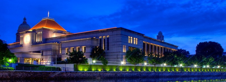 Parliament Building, Singapore