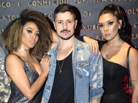 Solteira, Bárbara Morais curte Rio de Janeiro com Rafa Vieira e Jéssica Marisol