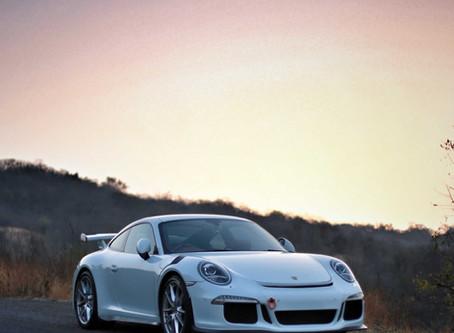 Porsche 911 GT3 conversion with Robust FI Exhaust