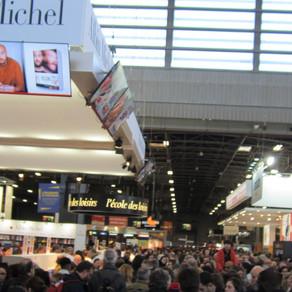 Salon du livre de Paris
