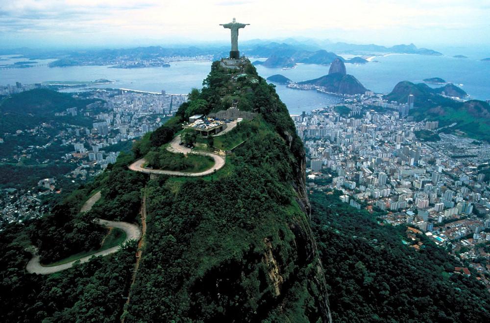 Overview of Rio de Janeiro