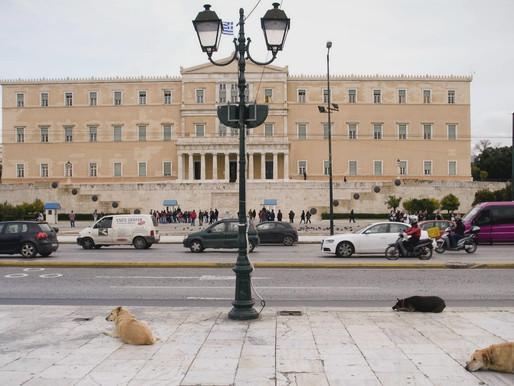 Athènes, éternelle