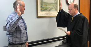 Ray Cottrell Jr. appointed to  the Motor Vehicle Commission