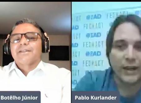 Pablo Kurlander destaca a importância da segurança e da convivência no tratamento terapêutico