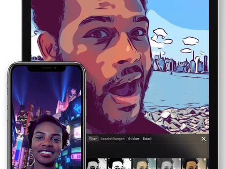"Apples Video-App ""Clips"" mit neuen iPadOS-Funktionen"