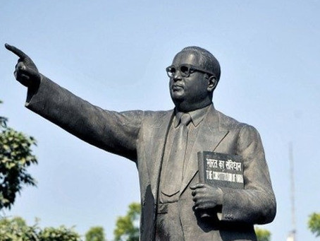 80.  Dr. BR Ambedkar - World Famous Social Reformer and Father of Indian Constitution