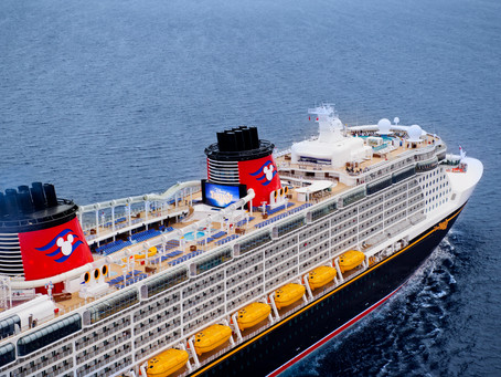 Disney Cruise Line - 50% Off Deposit Offer