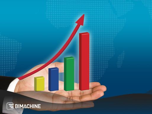 Business Intelligence cresce a taxa de 8,4% ao ano. E não é à toa