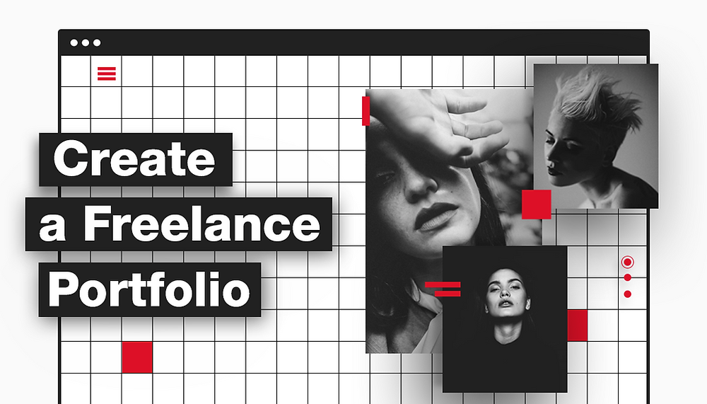 Step-by-step guide: how to create a freelance website