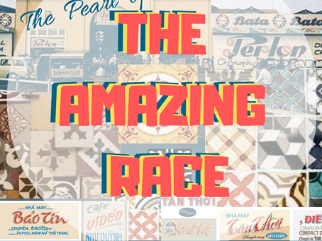 HOẠT ĐỘNG THE AMAZING RACE 2019