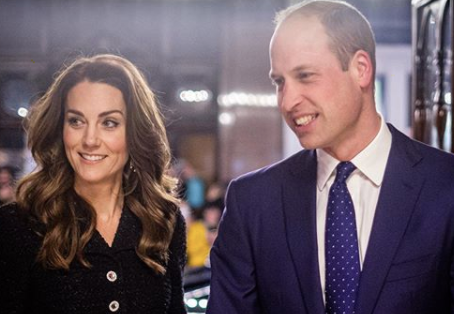 Kate Middleton and Price Williams Host a Virtual Video Call at a Nursing Home