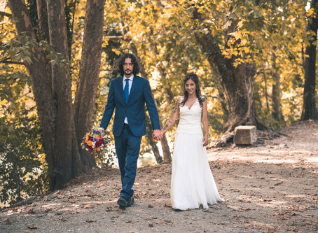 Servizio fotografico di Matrimonio a Borghetto, Valeggio sul Mincio.