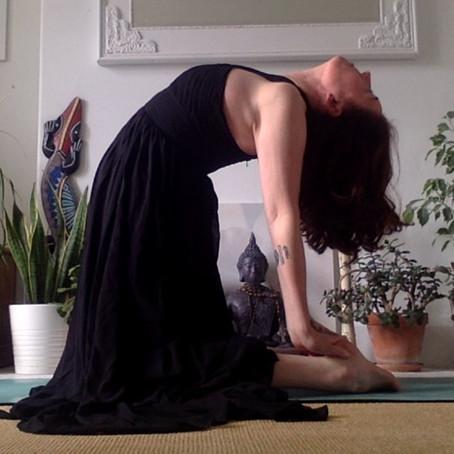 I'm not Flexible.