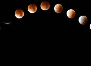 ליקוי ירח ב 5.6 ופתיחת עונת הליקויים