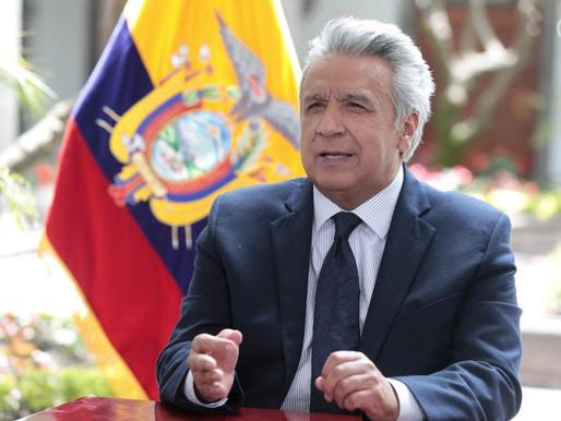 Moreno apoya la propuesta de suspender la deuda para naciones pobres