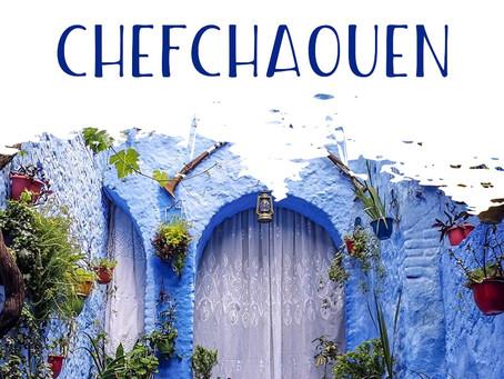 LE PARADIS DE CHEFCHAOUEN