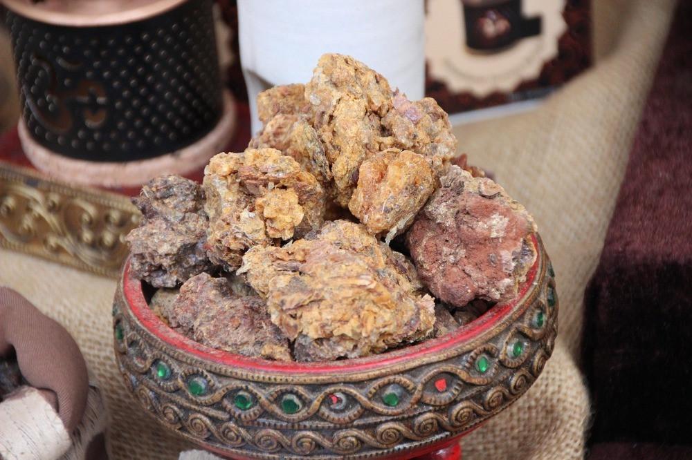 Myrrh Resin