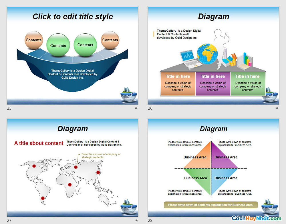 PowerPoint Template 399TGp_medical_light_ani