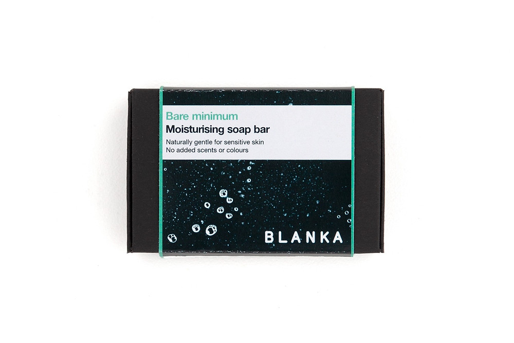 Bare Minimum   Extra Gentle Soap Bar for sensitive skin