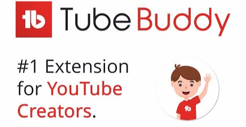 TubeBuddy for your YouTube channel