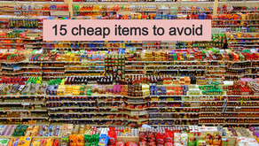 Buy cheap, buy twice: 15 products you don't want to skimp on