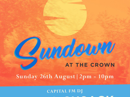 Capital FM DJ to headline our biggest event of the summer!