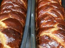Recette Brioche façon pain perdu