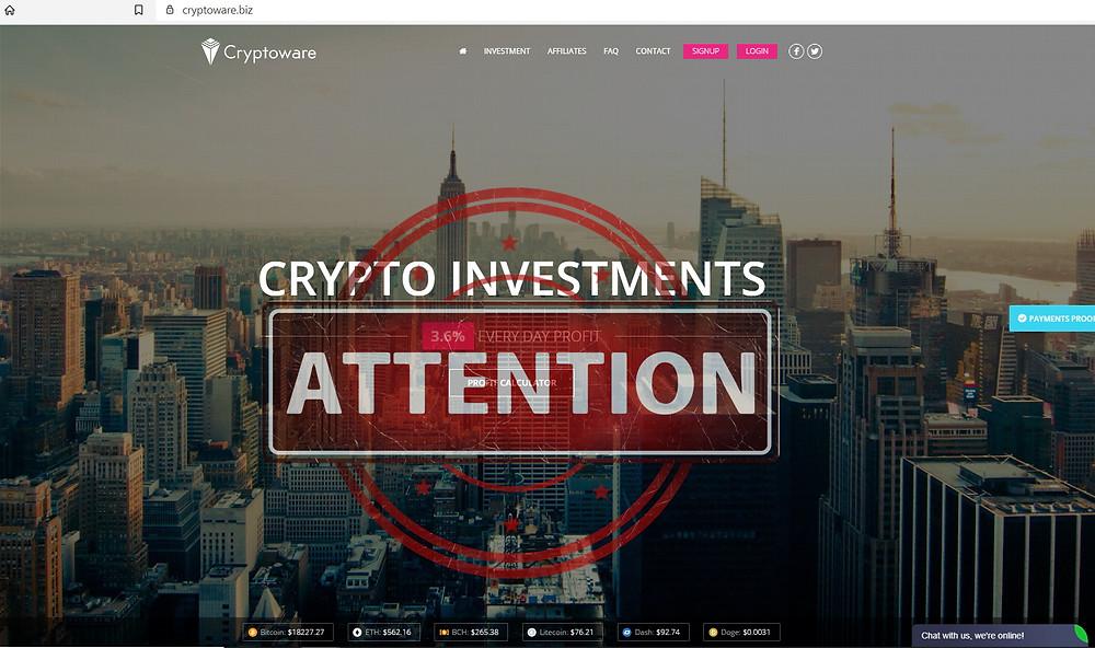 CryptoWare AVIS