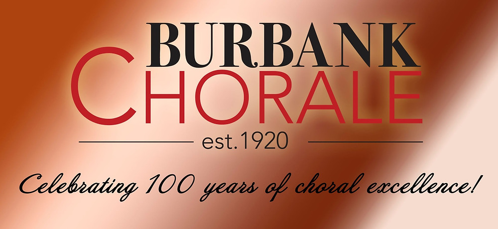 100 Reasons to Sing With the Burbank Chorale!