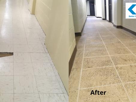RenuKrete Solves Difficult Flooring Problems for Condo Complex in Short Order