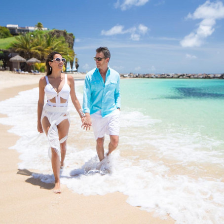 4 Romantic Occasions to Celebrate at Sandals Resorts
