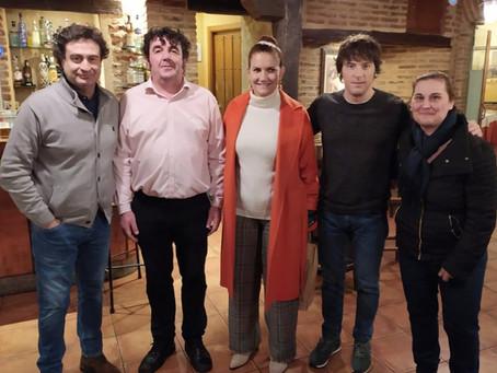 ¡ 5 estrellas Michelin en La Posada del Rincón !