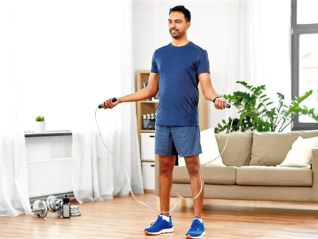 Ten Ways To Start an At-Home Workout Routine