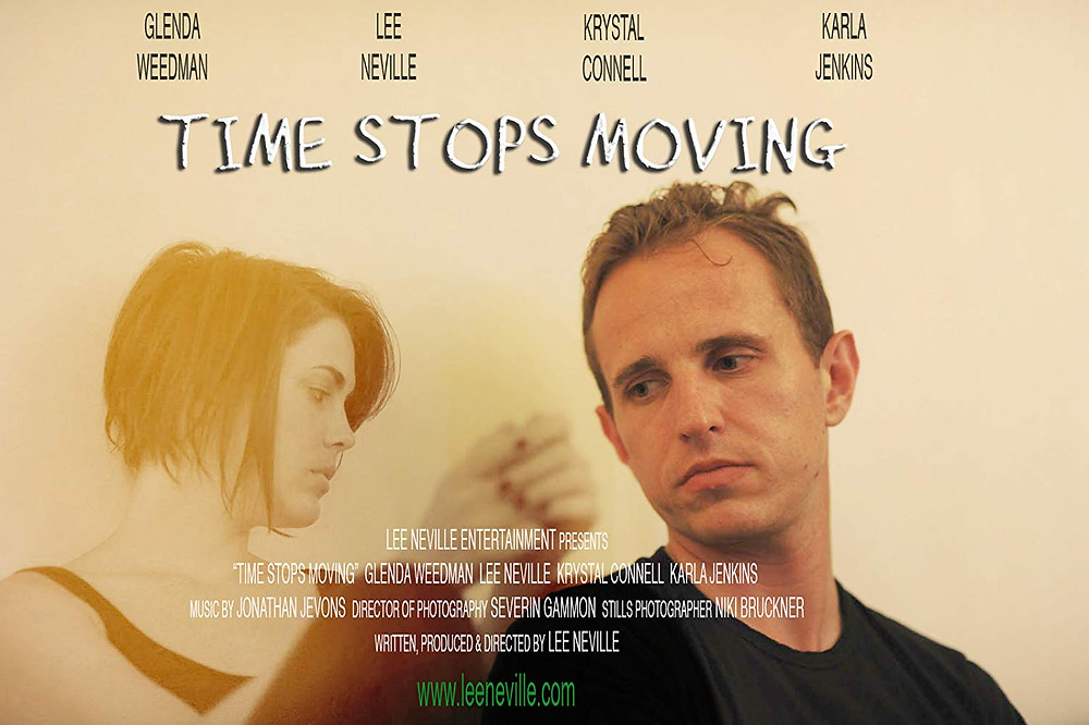 Time Stops Moving short film poster