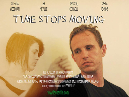 Time Stops Moving short film