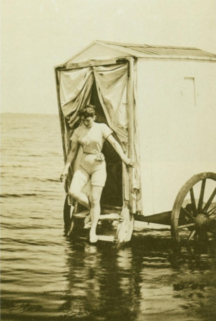 Swimwear in 1800