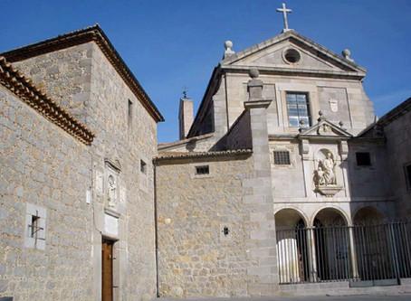 Fundação do Carmelo de São José em Ávila