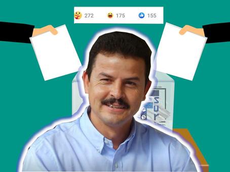 Comitecos desaprueban gestión de Emmanuel Cordero: encuesta digital FSUR