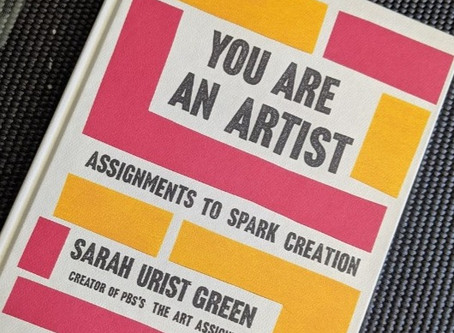 You Are an Artist: A Review