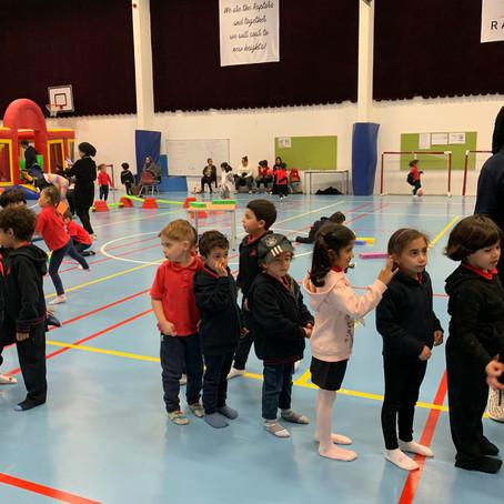 Lower school sports day (2019-2020)