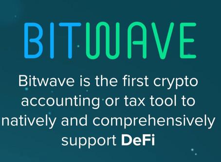Get to know Bitwave: DeFi