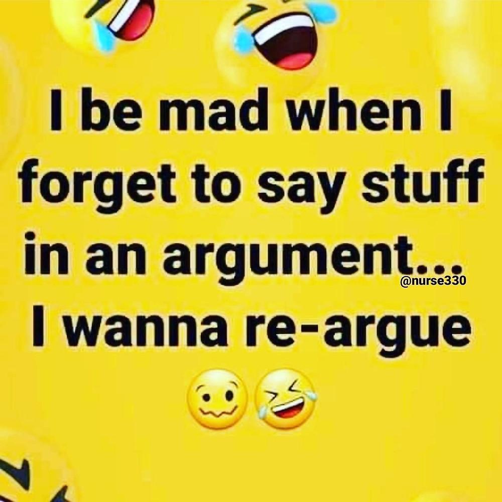 Funny Argument Memes