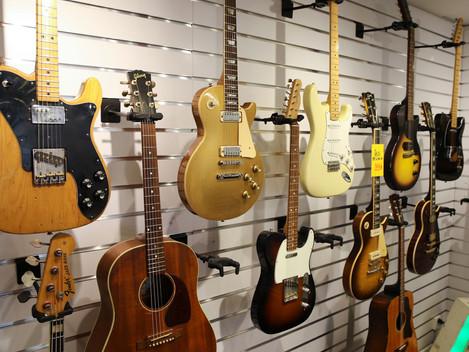 Visste du att vi även gärna köper in begagnade instrument? Maila oss gärna med vad du har att sälja.